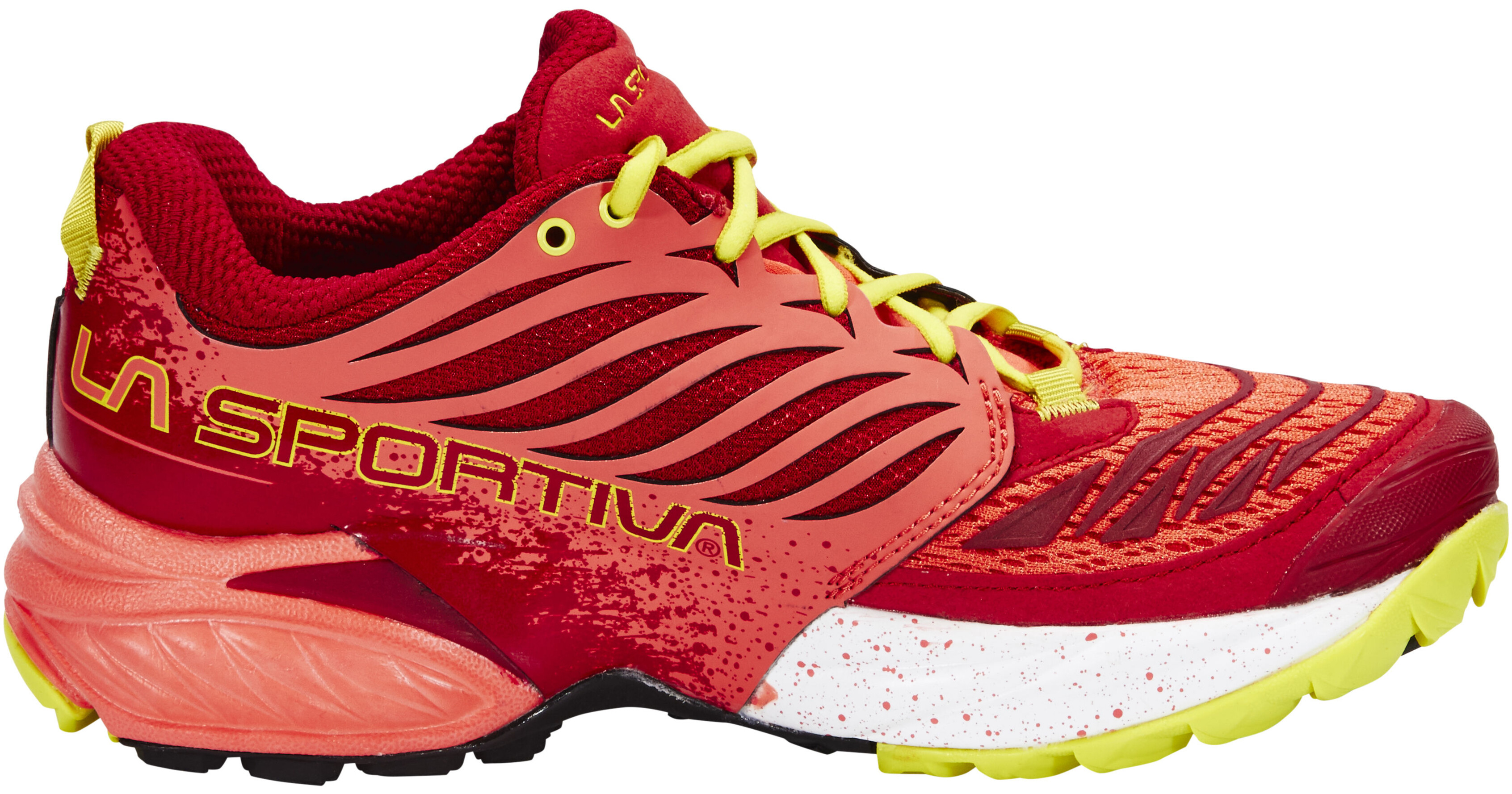 99136158 La Sportiva Akasha Zapatillas running Mujer, berry | Campz.es